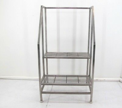 Bandy inc Stainless Steel Step ladder