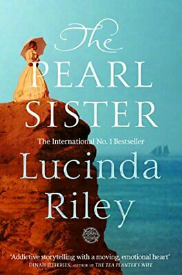 The Pearl Sister (The Seven Sisters) by Riley, Lucinda Book The Cheap Fast Free