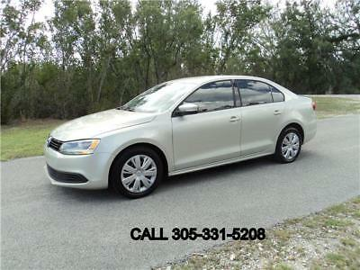 Jetta SE Carfax certified Excellent condition Florida 2011 Volkswagen Jetta Sedan SE Carfax certified Excellent condition Florida