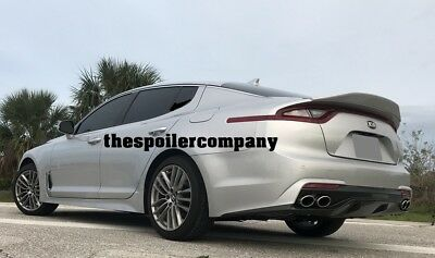 Painted Any Color Rear Spoiler For 2018-2020 Kia Stinger No Drilling Required
