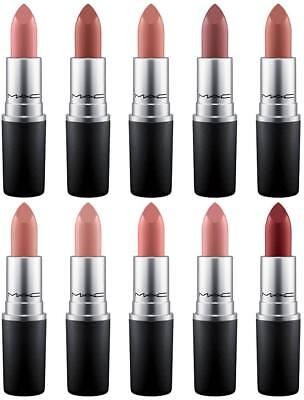 ROSSETTI MAC matte satin lipstick  HONEYLOVE VELVET TEDDY RUSSIAN RED RUBY WOO