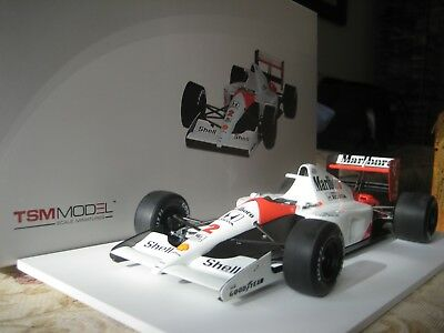 Tsm 1/18 Mclaren Mp4/6 Japanese Gp Winner 1991 #2 Berger