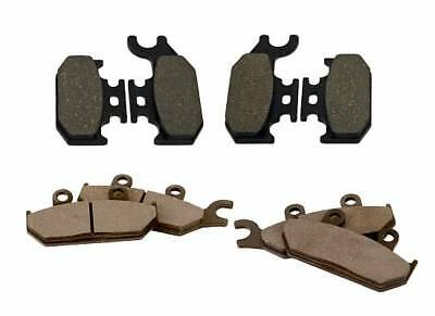 2014 Can-Am Commander Max XT 1000 Front & Rear Brake Pads