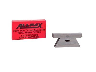 Allpax AX1601 Heavy Duty Cutting Blades, Steel Pack of 6