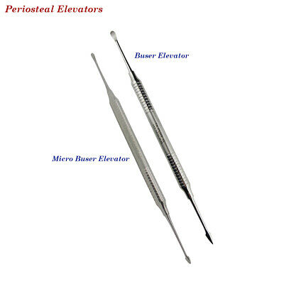 Dental Implant Periosteal Elevetor Micro Buser Retract Tissue Grafting Buser Set