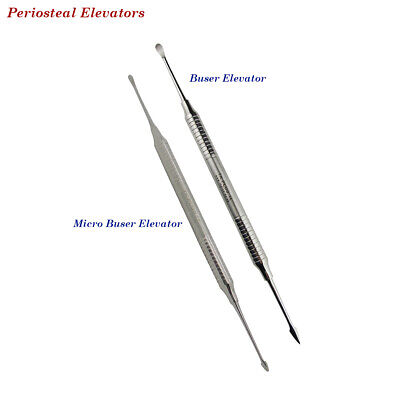 Dental Implants Periosteal Elevators Micro Buser Retract Tissue Grafting Buser