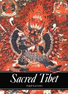 Sacred Tibet (Art & Imagination) by Rawson, Philip Paperback Book The Cheap Fast