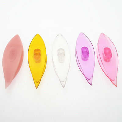 Plastic Lace Making Tatting Shuttles For Crafts Knitting Notions Tools