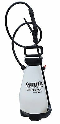 Smith 190216 2-Gallon Max Contractor Sprayer With Heavy Duty 21-Inch Wand