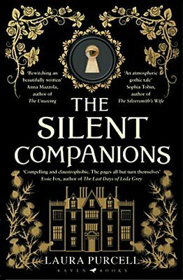 The Silent Companions: Winner of the WH Smith Thumping Good... by Purcell, Laura