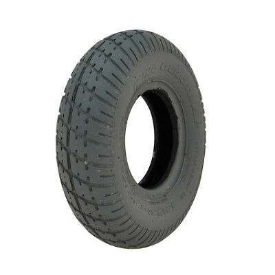 280/250 X 4 Grey Duratrap Power wheelchair or mobility scooter Tyre