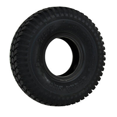 300 X 4 Black Block Power wheelchair or mobility scooter Tyre