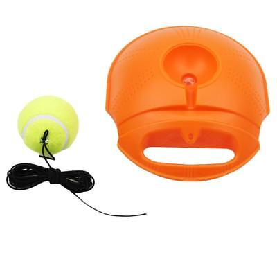 Tennis Trainer Baseboard Sparring Device Tennis Training Tool with Ball JJ