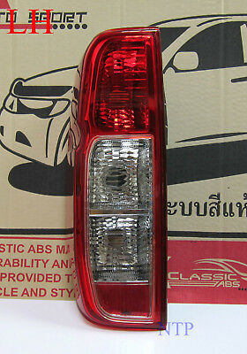 New Rear Tail Light Lamp For Nissan Navara D40 2005 - 2015 Left Side Lh Ute 05+