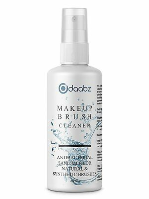 Daabz Makeup Brush Cleaner Anti Bacterial Disinfectant Spray 250ml