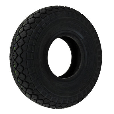 400 X 5 Black  or Grey Block powered wheelchair or scooter tyre