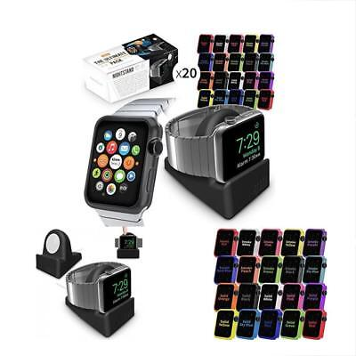 Cases Watch Series Pack, ULTIMATE PACK For Apple (42 MM) Includes Compact Stand