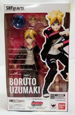 New Bandai Tamashii Web Exclusive S.H Figuarts Boruto USA