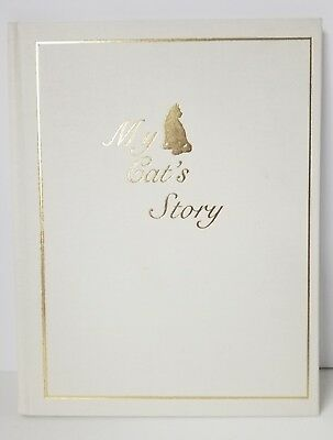 My Cats Story Memory Book Journal Diary for Your Cat
