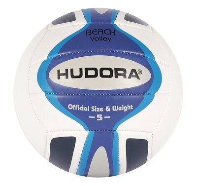 Beachvolleyball Hero 2.0 Gr. 5 unaufgepumt | Hudora 76523/XX | Strand Volleyball