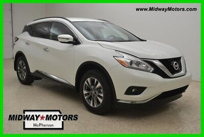 Nissan Murano  2017 Used 3.5L V6 24V Automatic FWD SUV