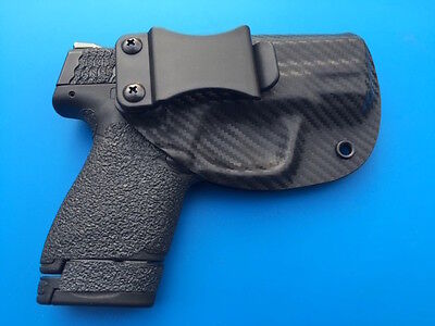 "Walther P99C / CCP Custom Kydex IWB Holster CCW Carry ""INSIDE THE WAISTBAND"""