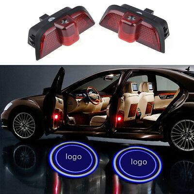 High quality Replace Logo LED Step Door Light Ghost Shadow Laser For Benz New