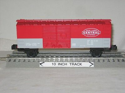 Lionel Junction 83699 New York Central NYC Double Door Boxcar (O/027) 2017