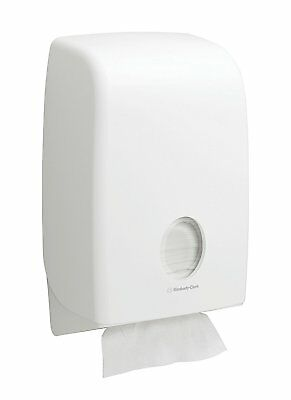 Kimberly Clark Aquarius 6945 Folded Hand Towel Dispenser White M1KB