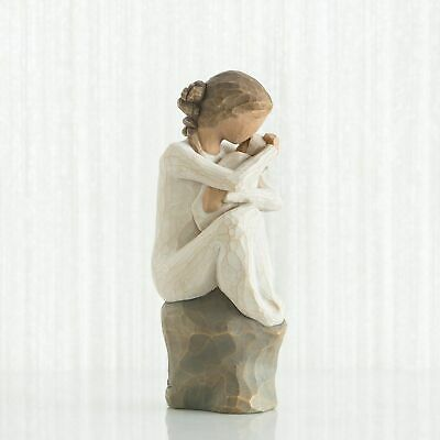 Willow Tree Guardian Mother and Child Figurine By Susan Lordi  26195