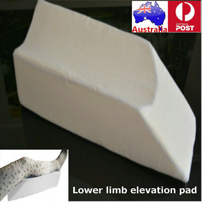 AU Lower Limb Elevation Pad Wedge Bed Pillow Elevating Leg Foot Rest Support Sex