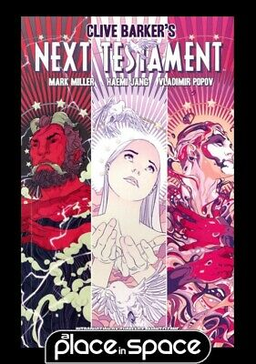 Clive Barkers Next Testament Vol 03 - Softcover