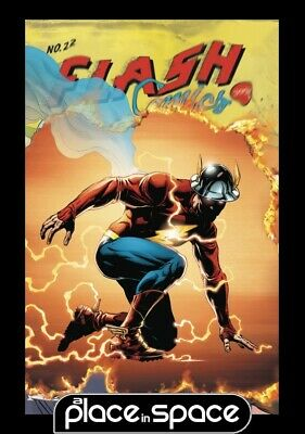 Flash Rebirth Dlx Coll Book 02 - Hardcover
