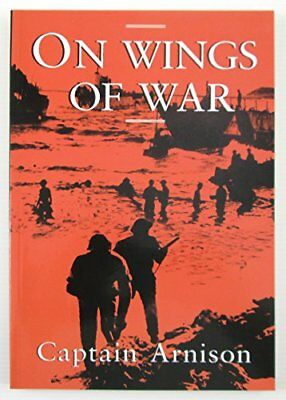 On Wings of War by Arnison, Captain Paperback Book The Cheap Fast Free Post