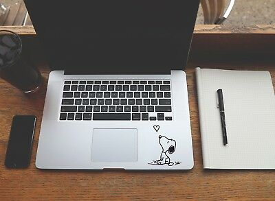 Snoopy Die Cut Decal Dog Sticker Cute Decor Laptop Decoration Waterproof Decal