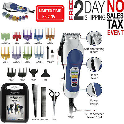 Wahl Electric Professional Hair Cut Clippers Cutter Tool Salon