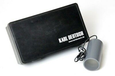 Karl Deutsch XS 38 PB 0,5 ultrasound probe + Case