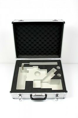 Aluminum Transport Case for Inspector Series - Protection Microscope Brino