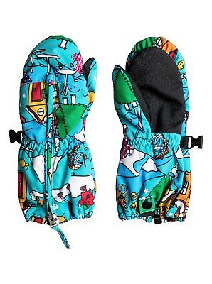 Quiksilver™ Boy's 2-7 Mr. Men Indie Kids Mittens EQKHN03003