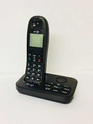 Bt 3920 Digital Cordless Telephone With Answer Machine. ( Dect, Low Radiation)