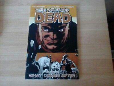 Image Comics The Walking Dead Graphc Novel Book Vol 18 What Comes After