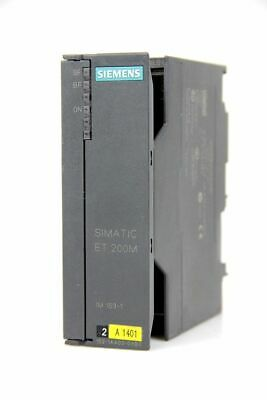 Siemens - IM153-1 Connection for Max 8 s7-300bg - 6ES7 153-1AA03-0XB0 - E: 14