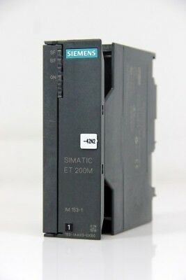 Siemens - IM153-1 Connection for Max 8 s7-300bg - 6ES7 153-1AA03-0XB0 - E: 11