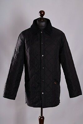 Men's Barbour Liddesdale Quilt Jacket Size M L Genuine Casual #