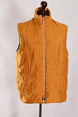 Men's Barbour Quilt Waistcoat Gilet Bodywarmer Jacket Size M L Genuine