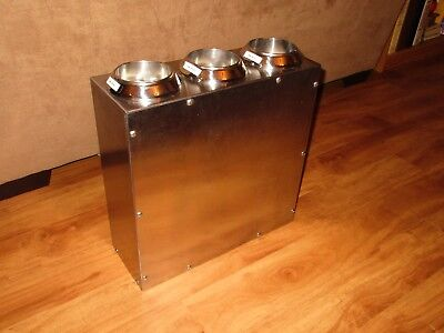 3 Hole Cup Dispenser Holder Cabinet