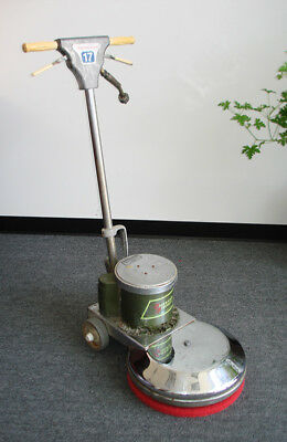 """High Speed Floor Machine By American-Lincoln 17, 16"""" Base, 115V, Used, Working"""