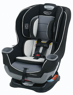 Brand NEW Graco Extend2Fit 3-in-1 Convertible Car Seat 1964704