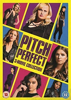 Pitch Perfect 3-Movie Boxset (DVD)  New (DVD  2018)