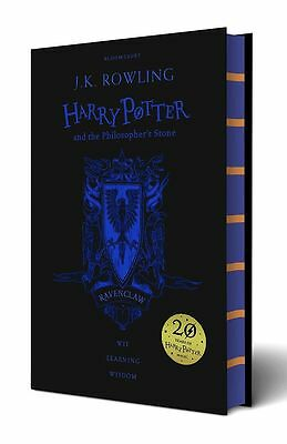 Harry Potter and the Philosopher's Stone - Ravenclaw Edition *Brand New*